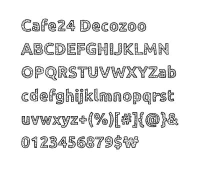 Cafe24 Decozoo