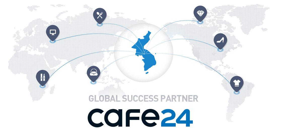 Global success partner CAFE24